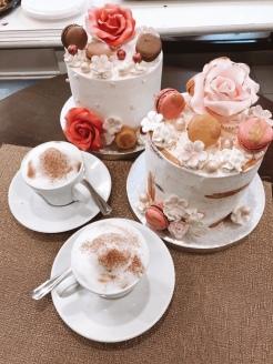 Pasteleria Couture Cake